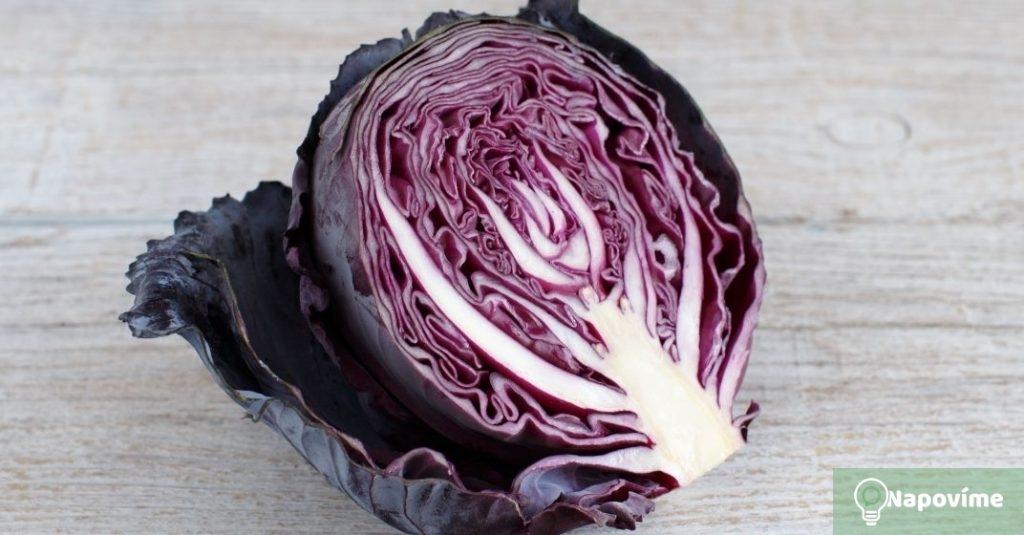 Rady jak vybrat a uvařit červené zelí