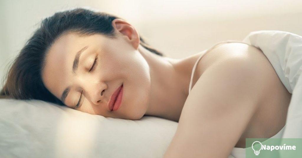 Zaručené tipy pro rychlý spánek
