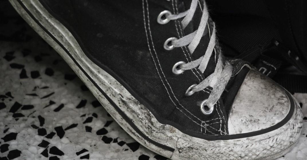 Jak prát boty