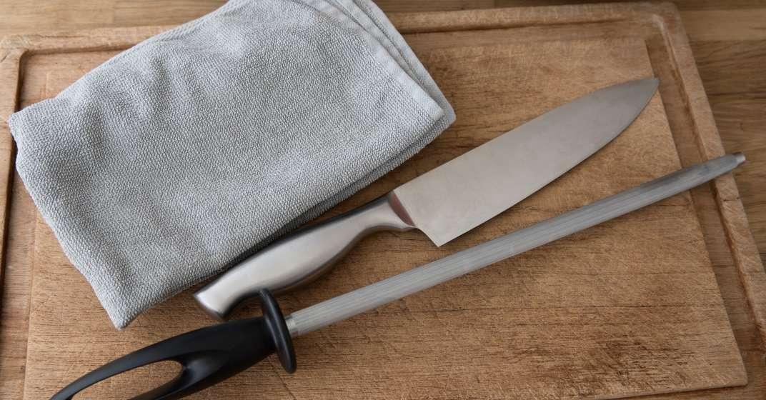 Jak naostřit nůž