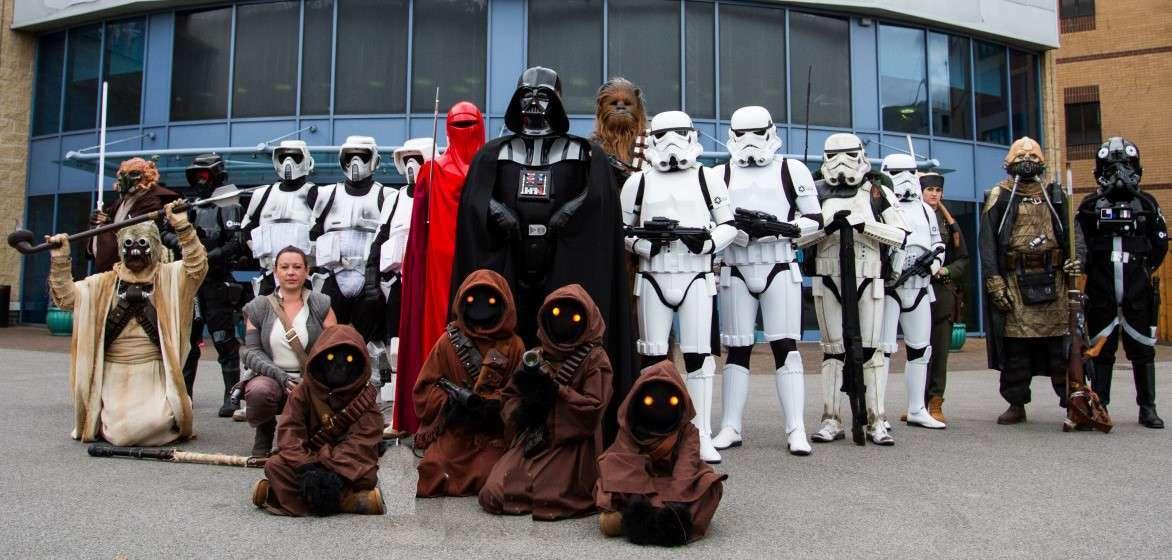 Star Wars postavy