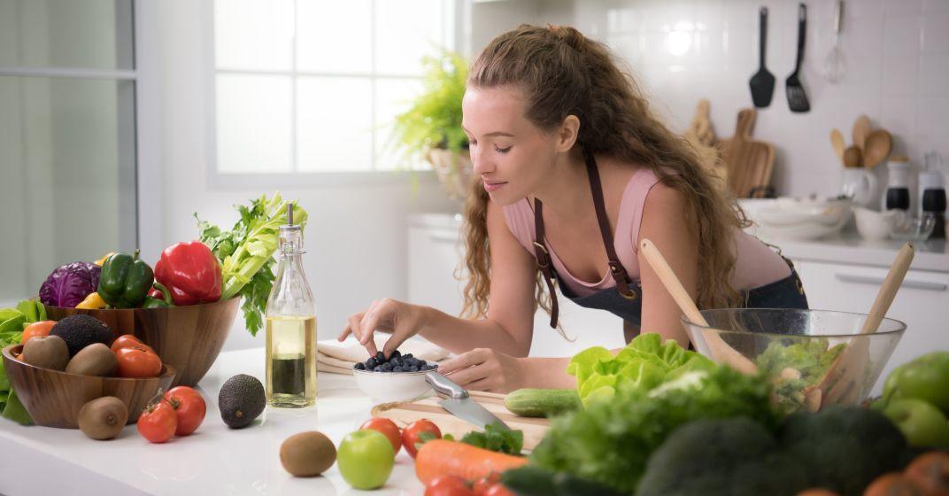 zdravá strava a imunita