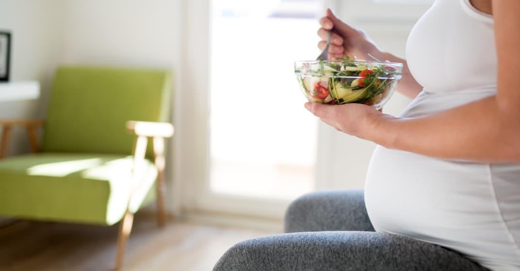 Hubnout v těhotenství