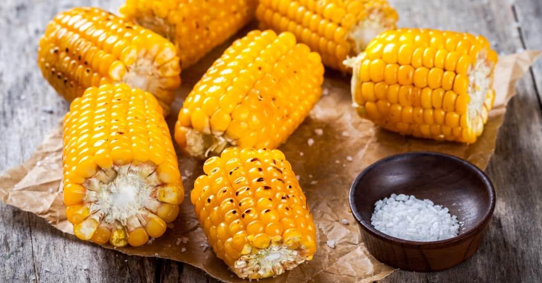 Jak uvařit kukuřici