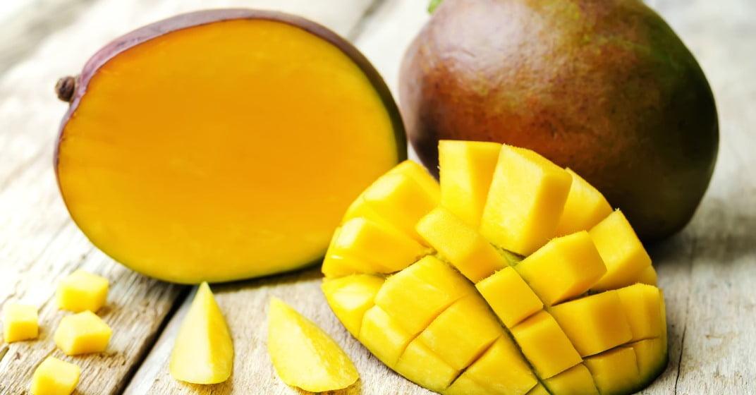 Chutné a zralé mango
