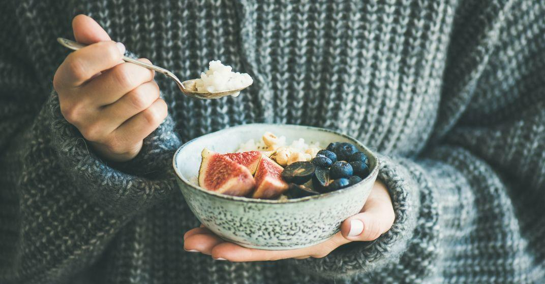 Zdravé jídlo je základ