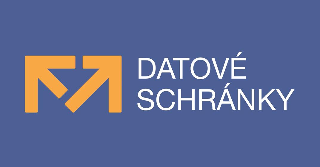 Oficiální logo datové schránky