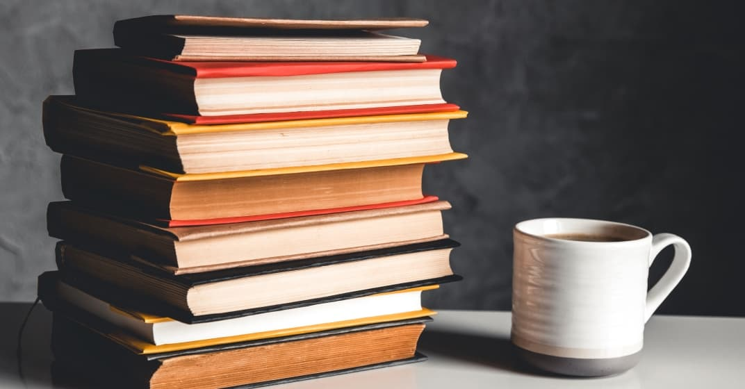 Knihy a káva