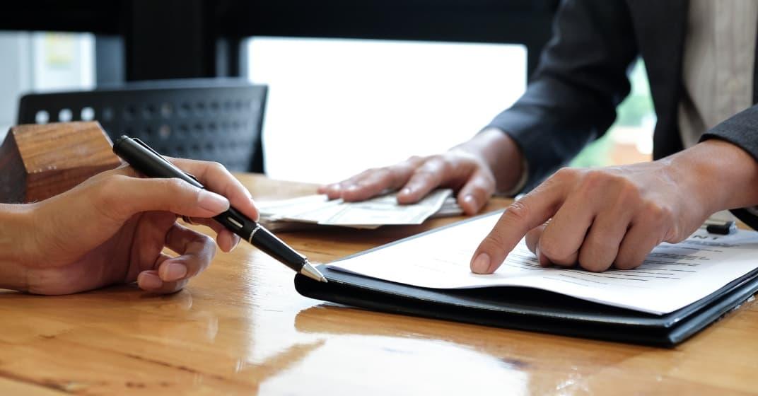 podpis žádosti o rozvod