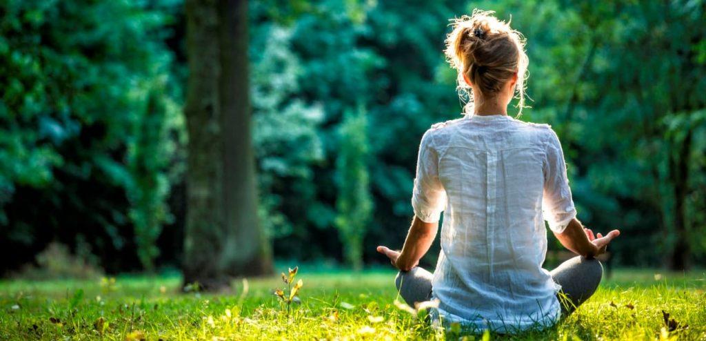 Meditace je také důležitá