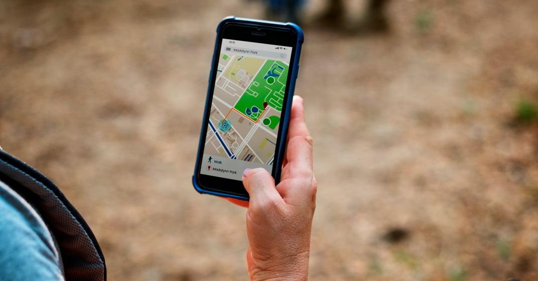 sledování mobilního telefonu
