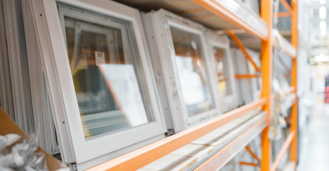 Výběr plastových oken