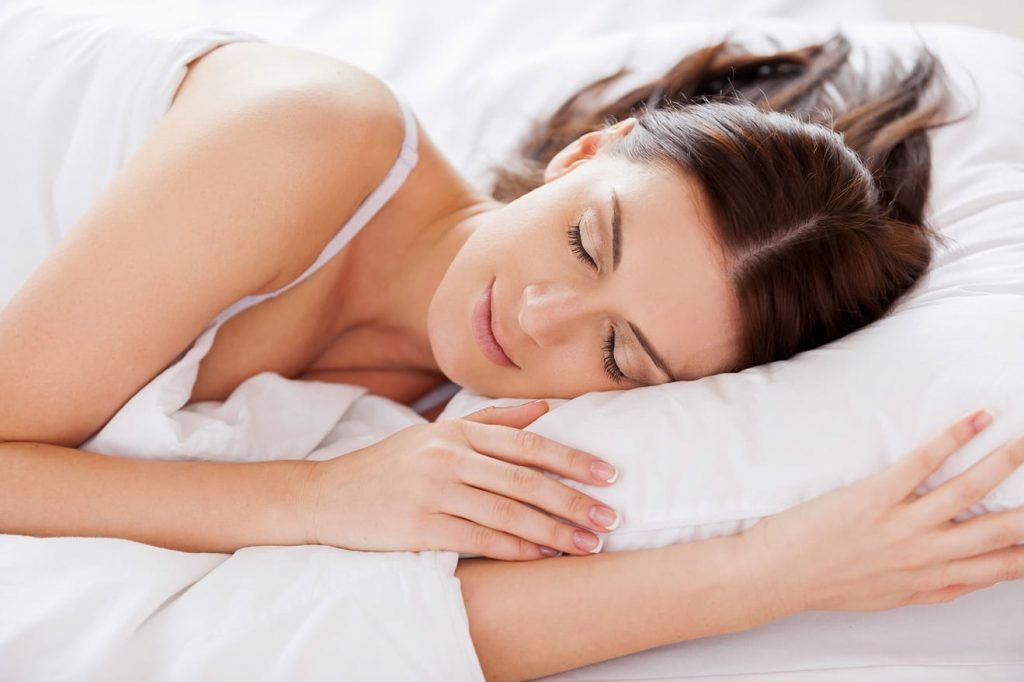 dopřejte si dostatek spánku