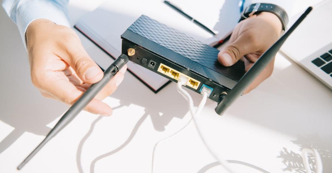 nastavení wifi routeru